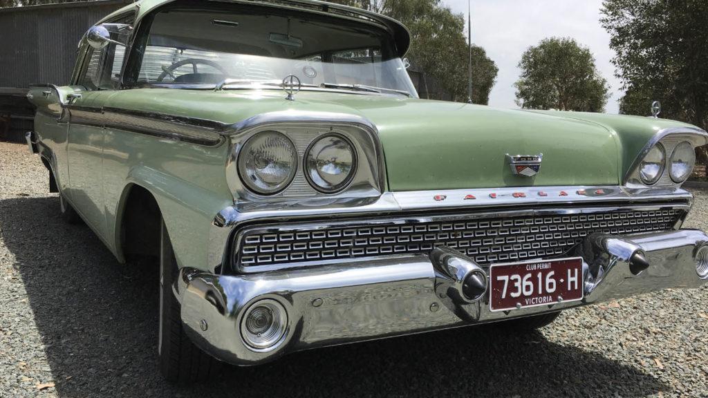 Classic Car Hire 3